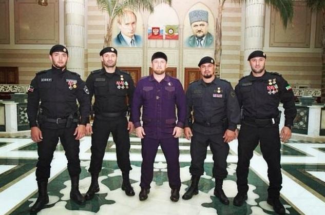 Как чеченский росгвардеец нашел на улице автомат и случайно застрелил школьницу.