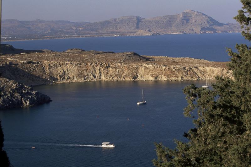 Российская туристка погибла на греческом острове Родос