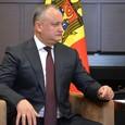 КС Молдавии вновь отстранил Додона от должности президента
