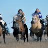 Монголия - страна, где восходят сразу три Солнца (ФОТО)