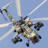 В Мариуполе приземлились военные вертолеты