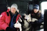 В Антарктике вертолет эвакуировал 12 пассажиров