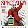 На обложке журнала Spectator встретились Путин с RT и «Родина-мать зовёт»