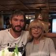 Хоккеист Александр Овечкин прокомментировал новость о смерти тёщи, Веры Глаголевой