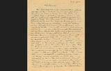 Опубликовано письмо Эйнштейна с предсказаниями о «темных временах»