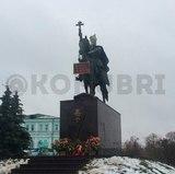 Ивану Грозному одели на голову мешок
