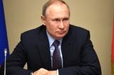 Путин обсудил с членами Совбеза cитуацию в Идлибе