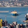 Неизвестный груз выгрузили в сирийском порту Тартус под дымовой завесой
