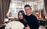 Младший сын Валерии показал первое свадебное фото