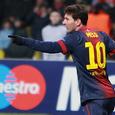 Аргентинец Месси забил юбилейный гол за каталонский клуб (ВИДЕО)