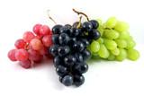 Виноград замедляет процесс старения и снижает риск рака кожи