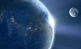 Глава NASA рассказал о новых планах возвращения на Луну