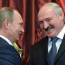Лукашенко подарил Путину на Новый год сало с картошкой