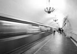 Московский метрополитен назвал причину сбоя на серой ветке
