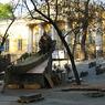 Давление в Москве пало ниже рекорда