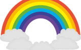 В сети показали круглую радугу