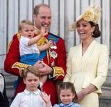В сети появились новые фото старшего сына принца Уильяма и Кейт Миддлтон