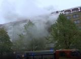 В Швеции в жилом доме произошел взрыв
