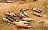 На Камчатке утопили в болоте снаряды на сумму более одного миллиона рублей