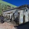 В Екатеринбурге реставраторы снесли памятник архитектуры, потому что мешал