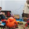 СП РФ установила, что для более чем 450 тысяч маленьких россиян нет мест в детсадах