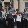 В Санкт-Петербурге началась акция в поддержку Ивана Голунова
