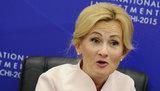 Ирина Яровая предложила раздавать футбольным судьям бронежилеты