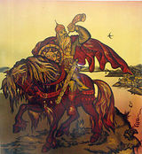 Минобороны Украины изменило место рождения богатыря Ильи Муромца в «Википедии»