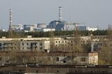 В Чернобыльской зоне отчуждения третий день подряд тушат пожар