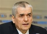 Разгромленная овощебаза навела Онищенко на мысль об антисанитарии
