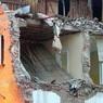 Опубликовано видео обрушения стены кинотеатра в Балашихе