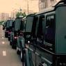 Демонстрация молодых сотрудников ФСБ на Gelandewagen закона, оказывается, не нарушала