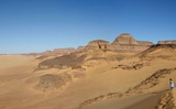 Археологи нашли в Сахаре останки рыб