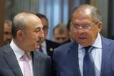 Главы МИД России и Турции обсудили подготовку к встрече Путина и Эрдогана