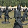 В Монголии найдены следы тысячелетней Игры Престолов