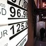 Биржевой курс валюты судорожно подергивается