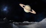 Перед крушением Cassini успел снять таинственный объект