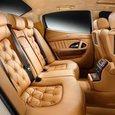 Составлен рейтинг автомобилей с самым удобным салоном