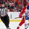 Российский судья Ромасько останется в НХЛ на постоянной основе