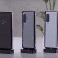 Samsung показала в работе свой складной Galaxy Fold