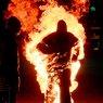ЧП в Екатеринбурге: неизвестный поджог себя в городском парке