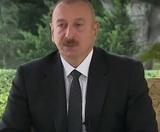 """Алиев: Азербайджан не зафиксировал пуск ракеты комплекса """"Искандер"""" в Карабахе"""