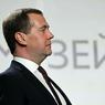 Премьер-министр Медведев тоже выходит в прямой эфир