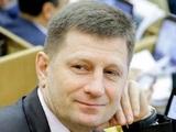 Кандидат от ЛДПР Сергей Фургал лидирует на выборах в Хабаровском крае