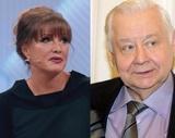 Елена Проклова призналась в романе с Олегом Табаковым, когда ей было 20 лет