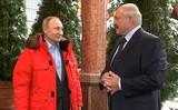 Россия и Белоруссия договорились о цене на газ