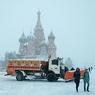 На столицу движется снегопад: марток- одевай сто порток