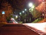 Водитель элитной иномарки устроил в ночном Воронеже гонки на преследование