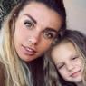 Пятилетняя  дочь Анны Седоковой пошла по стопам матери и снялась в первом клипе