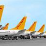 Турецкая авиакомпания Pegasus приостановила полеты в Россию до 16 января